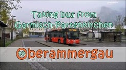 GoNoGuide SS1 EP75 - นั่งบัส จากกามิช ไปเบอร์อัมเมอร์เกา Garmisch - Oberammergau by Bus