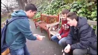 Dan Bastianelli - Edinburgh Street Magic