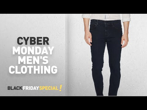 Cyber Monday Hudson Jeans Men's Clothing: Hudson Jeans Men's Axl Skinny Zip Fly Jeans