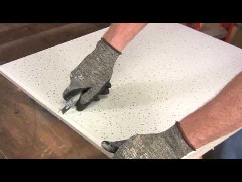 cutting bathroom tile how to cut ceiling tiles 12613 | hqdefault