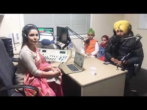 Global Sikh Diaspora Punjabi Quiz Episode 2   Qaumi Awaaz Punjabi Radio