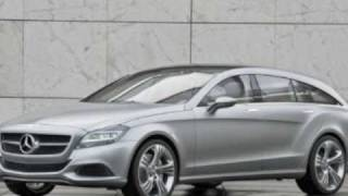 2009 Mercedes-Benz CLS Coupe Wallpapers Videos