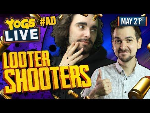 BORDERLANDS! - Looter Shooters w/ Lewis, Sjin, Harry & RyanCentral - 21/05/19