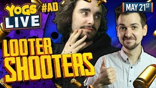 BORDERLANDS! - Looter Shooters w/ Lewis, Sjin, Harry & RyanCentral - 21/05/19