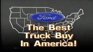 March 15, 1990 Jim Skinner Ford Birmingham Alabama Ranger XLT 7995 Train commercial Thumbnail