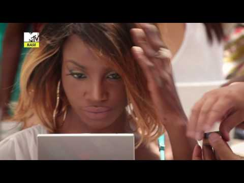 Behind The Scenes Of Seyi Shay's