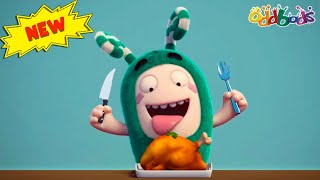 Oddbods | NEW | TURKEYLICIOUS THANKSGIVING | Funny Cartoons For Kids