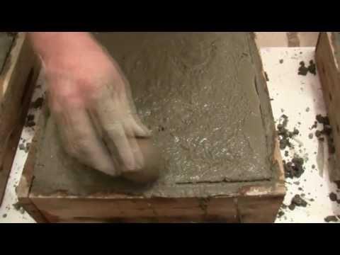How to Make Concrete Garden Pavers
