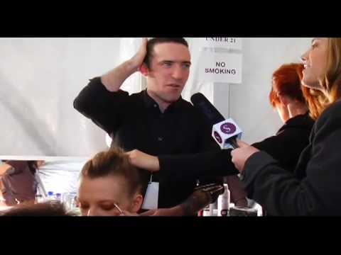 Rudi Lewis Hair at Adam Lippes - Fashion Week NY