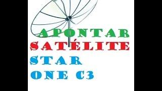 Apontar Antena Satelite StarOne C3