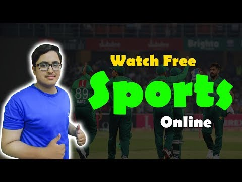 Top 5 Websites | Watch Sports On Any Device Online | Free | 2020 | Computer | Android | RAZA ALI TV