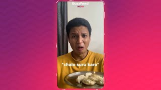 Will Vishal Survive This Momo Challenge? | Shorts | BuzzFeed India
