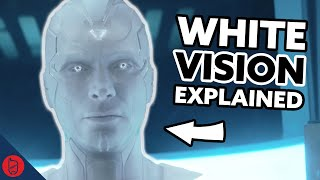 White Vision Explained | WandaVision Theory