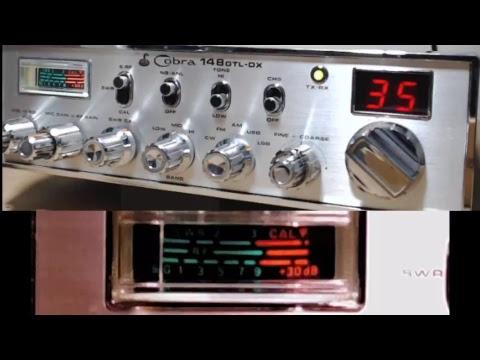 11meterdx Wagga Live Stream 24/2/2018 (27mHz Aussie CB radio)