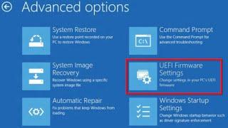 Activar la virtualizacion VT-x en la BIOS (UEFI)  +  Windows 7 / 8 / 8.1 / 10