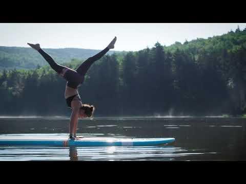Yoga SUP rental - SUPNo Calm Sea Ever Made a Skilled Sailor