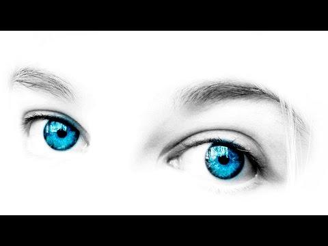 Как расширить глаза