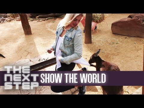Victoria and the Kangaroo - The Next Step: Show the World (Episode 3)
