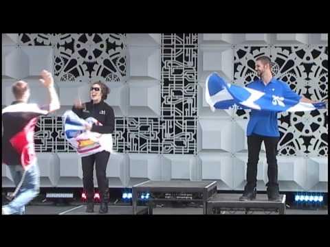 SCNC 2015 Closing Ceremonies / Cérémonie de clôture de l'OCMT 2015