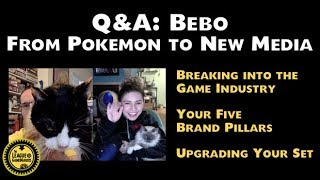 Q&A: Bebo - From Pokémon to New Media