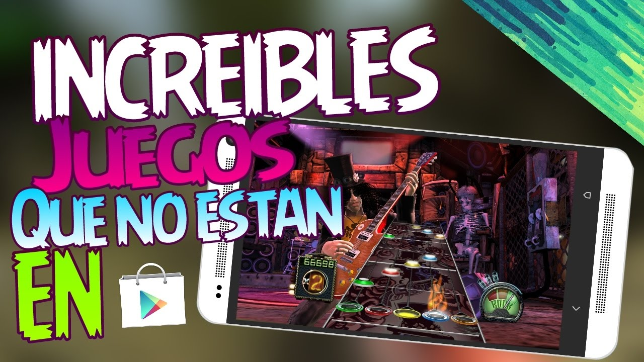 Juegazos Gratis Que No Estan En La Play Store Para Android Youtube