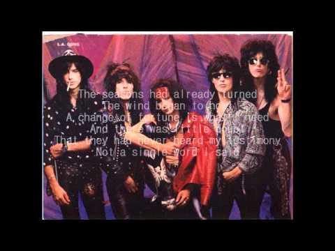 L.A. Guns - Long Time Dead (with lyrics)