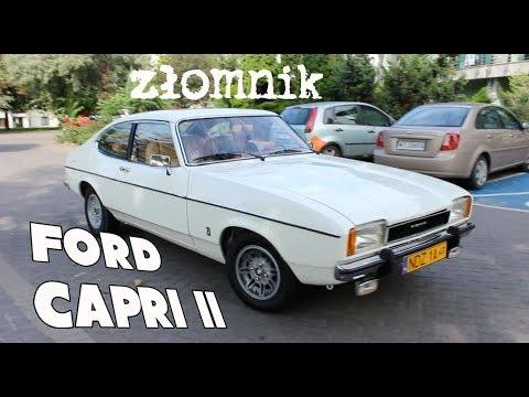 Złomnik: wycieczka Fordem Capri na Capri