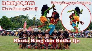 "Download Video Bhuta Bang dan Butha Ijo - Moro Seneng ""Festival Ogoh ogoh Tulang Bawang 2016"" | Deka Production MP3 3GP MP4"