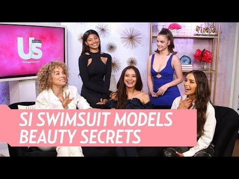 Sports Illustrated Swimsuit Models Share Their Beauty Secrets