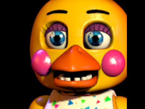 Let play five night at freddy s 2 part 1 toy chica got me youtube