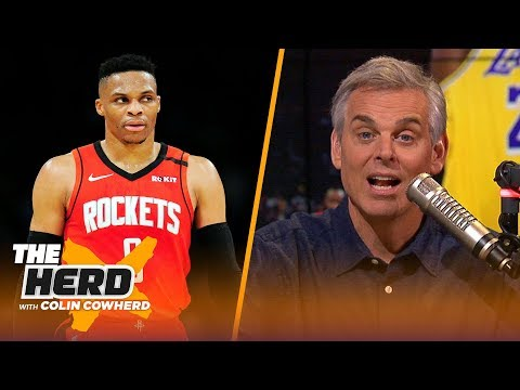 Colin Cowherd predicts the future for NBA playoff teams | THE HERD