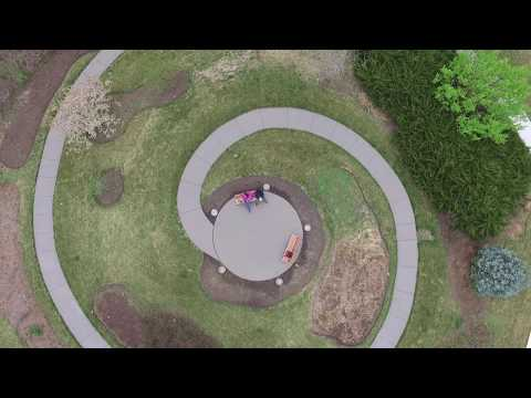 Air Film on Arboretum Botanical Gardens - Kansas City, Overland Park