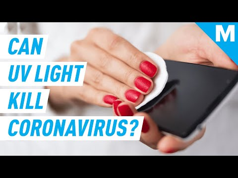 Can You Prevent CORONAVIRUS With UV RAYS? | Mashable News
