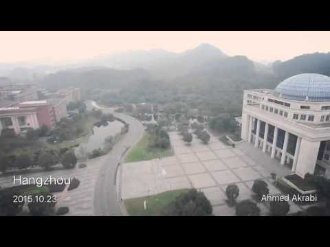 Phantom 3 First flight Hangzhou China