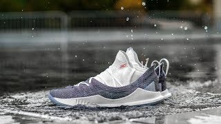 Why its their BEST Basketball Shoe EVER | UNDER ARMOUR CURRY 5 WELCOME HOME REVIEW