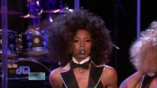 Ciara - Love Sex Magic @ Ellen Show