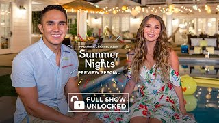 Full Episode - Summer Nights Preview Special - Hallmark Channel