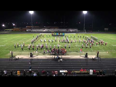 Fort Madison High School - Marching Bloodhounds