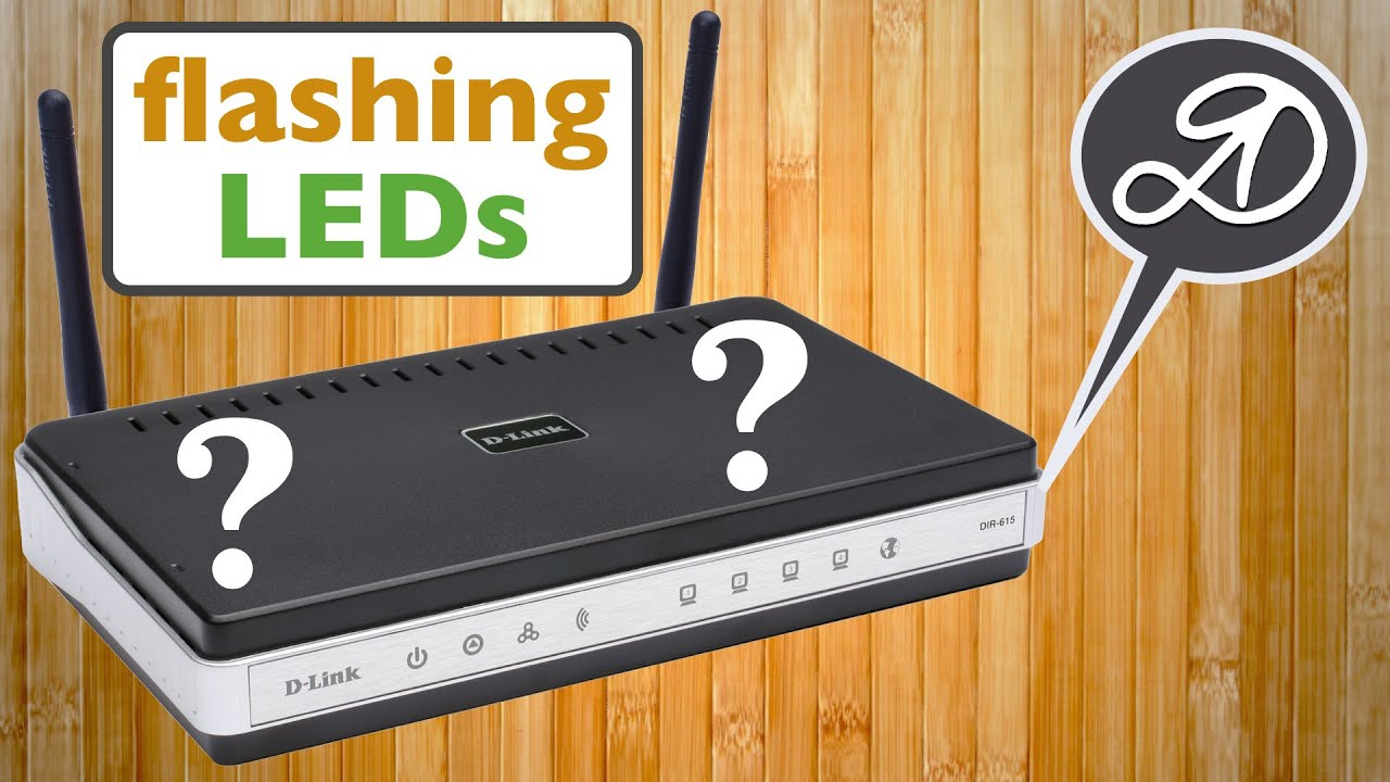 Broke Router D-Link DIR-615  Flashing router  What to do?