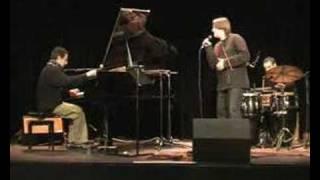 Création « Marc Glomeau Trio »