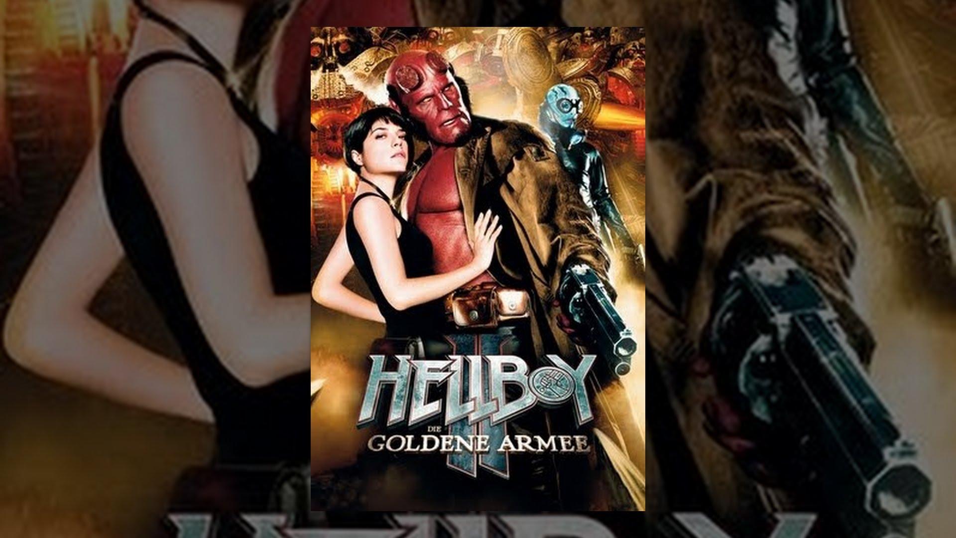 hellboy ii die goldene armee youtube. Black Bedroom Furniture Sets. Home Design Ideas