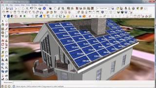 Skelion solar plugin for SketchUp