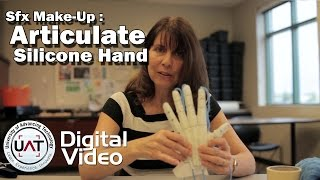 How to Make an Articulate Silicone Hand