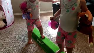 Springee 9.5' Folding Balance Beam Honest Review