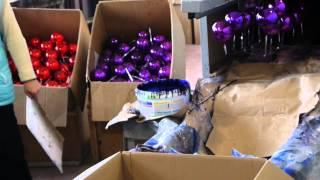 видео Поездка в Карачев на фабрику елочных игрушек