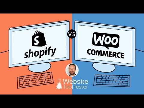 Shopify vs WooCommerce: What's the Best Ecommerce Platform?