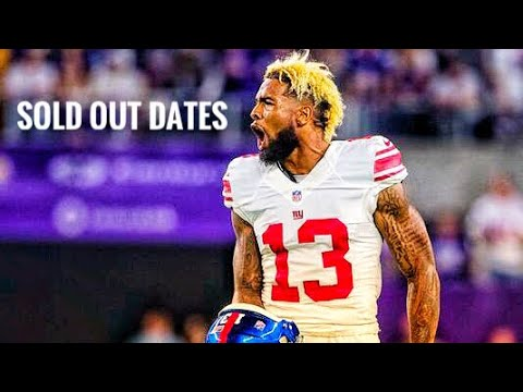 Odell Beckham Jr Mix || Sold Out Dates || Gunna