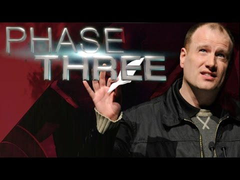 Kevin Feige Teases Marvel Phase Three - Collider