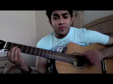 Kagaz Ki Kashti on guitar (easy and hard versions)