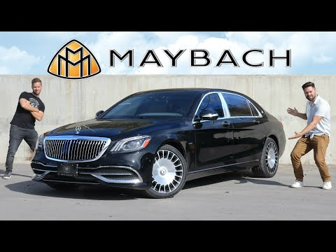 NEW $400,000 Mercedes-Maybach S650 Review // Insane Luxury Meets Maximum Security